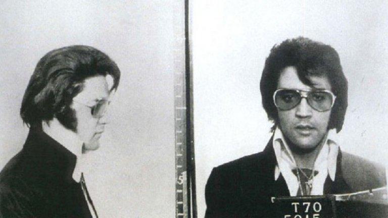 Елвис Пресли, 1976