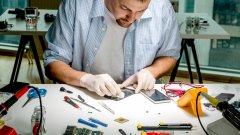 Европарламентът вече работи в посока регулации за производителите, които да улеснят ремонта на устройствата си