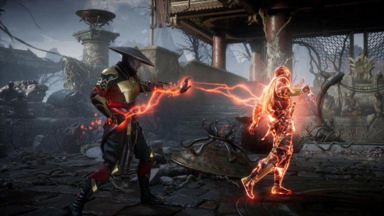 Mortal Kombat 11  Платформи: Xbox One, PS4, Switch, Windows Излиза: 23 април  Когато създателят на емблематичната бойна поредица Mortal Kombat Ед Буун обяви първия трейлър за новата си игра в края на 2018 г., това бе видео на една брутална битка между любимците на феновете Рейдън и Скорпиън. Буун обеща повече информация в първите месеци на новата година, включително относно новата функция за по-детайлна персонификация на героите - нещо, което звучи подобно на предложеното от Injustice 2. След като бе останал на заден план, в последно време бойният жанр в гейминга търпи своеобразен ренесанс и студиото NetherRealm има отговорната задача да покаже, че 27 години след създаването си, Mortal Kombat е все така актуална и все така брутална поредица.