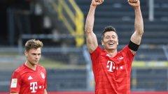 Лева пристигна при баварците през лятото на 2014 г. от Борусия Дортмунд като свободен агент. Договорът му с мюнхенския клуб е до лятото на 2023-та.