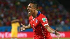 Звездата на Чили Санчес няма да е достатъчен на Арсенал в битката за титлата, смята Джордж Греъм