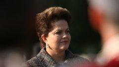 Долната камара на бразилския парламент пожела импийчмънт на президента Дилма Русеф