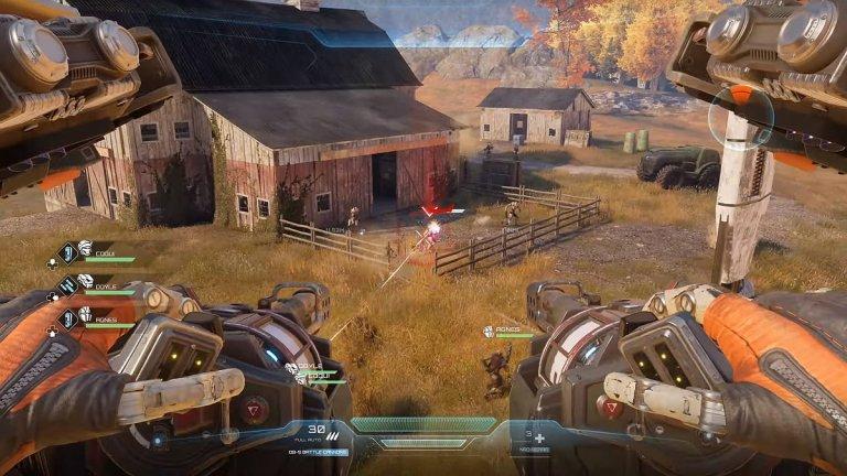 Disintegration Излиза на: 16 юни Платформи: PC, PlayStaion 4, Xbox One  Интересната комбинация между first-person shooter и RTS поставя играча в ролята на Ромер Шоал. Той е пилот на Gravcycle - нещо като мотор, който обаче се придвижва и по въздух над бойното поле. Ромер командва малка група бунтовници в едно възможно бъдеще, в което Земята е застрашена от пренаселване, климатични проблеми и недостиг на храни.