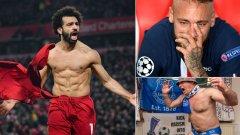 В година на шокиращи промени във футбола, тези фотографии уловиха новата реалност в любимата игра и неповторимите емоции, които тя продължи да предоставя