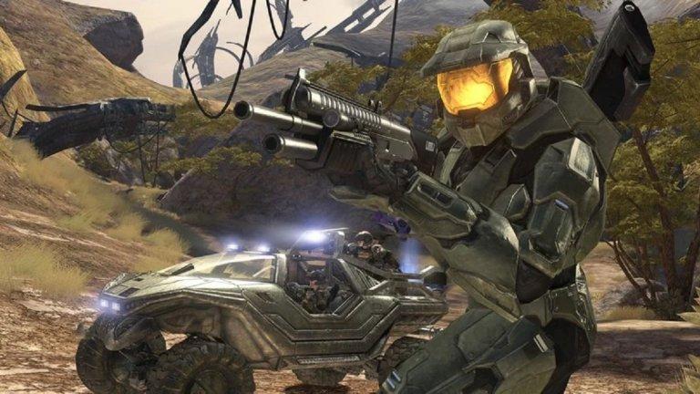 …заради Halo  През 2008 г. третата част на заглавието е изключително популярна и се радва на одобрението на феновете. Сред тях е и Даниел Петрик, който играе Halo във всяка свободна минута. Проблемът идва, когато родителите му решават, че времето, което Даниел прекарва пред монитора, е твърде много, а играта, която е избрал да цъка, е изпълнена с прекалено много насилие. Така в един момент семейството на 17-годишния Петрик му забранява да играе за известно време.   Момчето приема меко казано тежко забраната и един ден намира ключа за сейфа на баща си, където той държи пистолета си. С оръжието в едната ръка и диска на Halo в другата Даниел открива огън по родителите си, като убива и двамата. След това Петрик бяга от къщата, но малко по-късно е заловен от полицията. Заради възрастта си успява да получи по-лека присъда.
