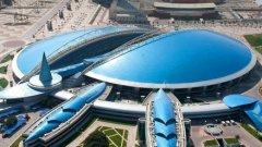 Aspire Academy, Катар Базата може да приеме едновременно 13 различни спортни събития в климатично контролирана обстановка.