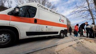 Мъж и жена са намерени в безпомощно състояние на метростанцията