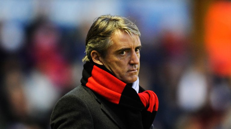 Роберто Манчини може да е новият треньор на Галатасарай