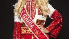 Българката Лидия Иванова ще се представи на конкурса Queen of the Universe в българска народна носия. Другото й представяне ще бъде по бански и с лентата на България
