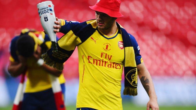 Арсенал щеше да падне до шестата позиция, като едва 14 от отбелязаните 71 гола бяха дело на англичани.