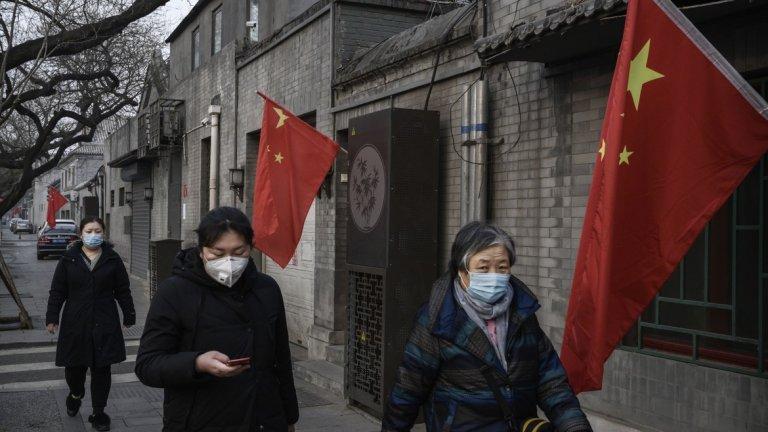Починалите в Китай вече са 132.