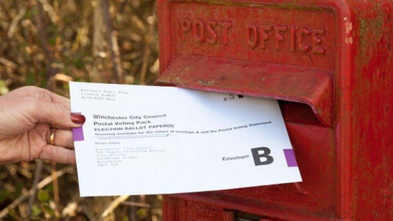 Можем ли да си представим какво би произвело гласуването по пощата в България с тази изборна администрация, поща и доверие в системата?