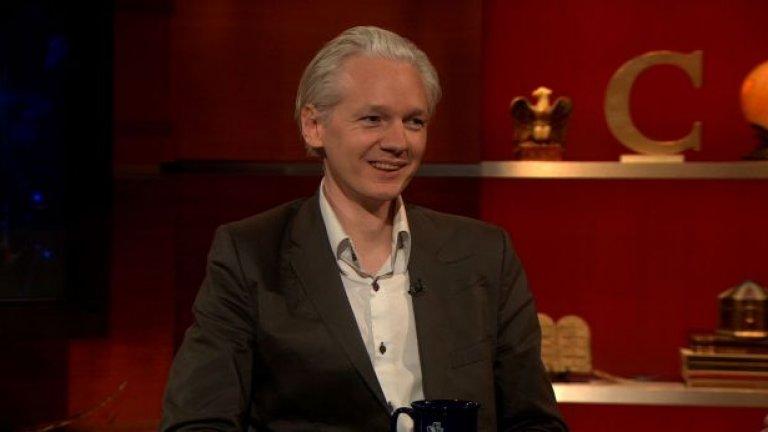 """Асанж обяви, че WikiLeaks се кани да публикува документи за """"други репресивни режими като Русия и Китай""""..."""