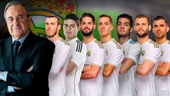 Ето с кои ще се опита да се раздели Реал Мадрид до края на лятото...