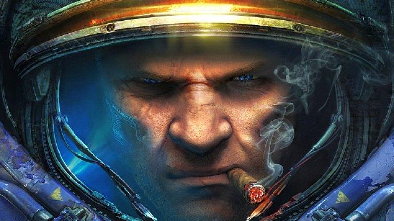 Ти си героят в Starcraft II - най-чаканата игра тази година