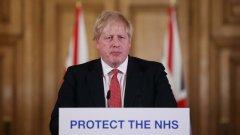 Премиерът вече е в стабилно състояние и диша самостоятелно