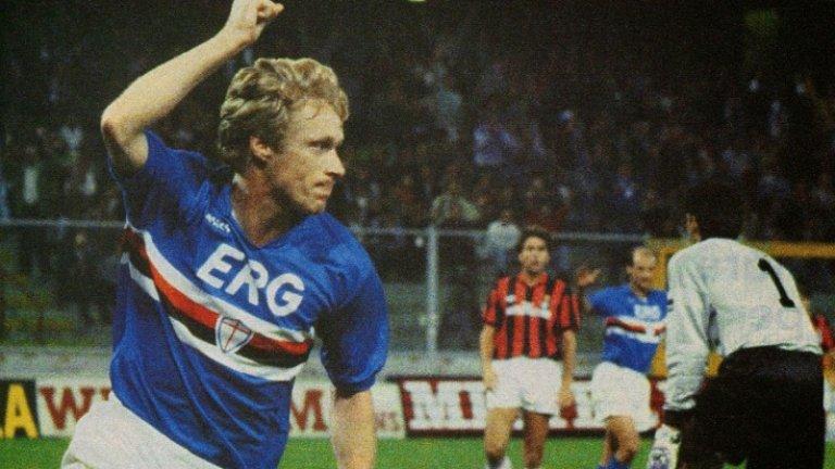 """Манчини и Виали не го понасяха, но Лесик от СССР можеше """"да помести планина"""" и стана шампион на Италия"""