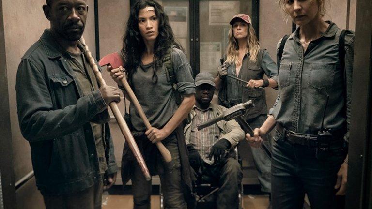Освен това вече беше обявен и втори спиноф сериал, който се очаква през 2020 г. Първият спиноф - Fear the Walking Dead, в момента е в своя пети сезон.
