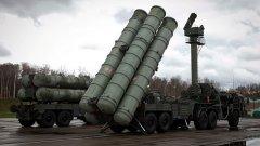 Русия е разположила 12 отбранителни системи земя-въздух от типа S-400 Triumf в Калининград