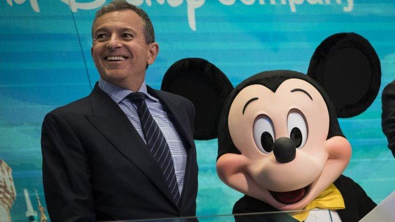 От Disney трудно ще се разделят с Айгър, тъй като бордът на директорите на компанията от години не може да му намери заместник.