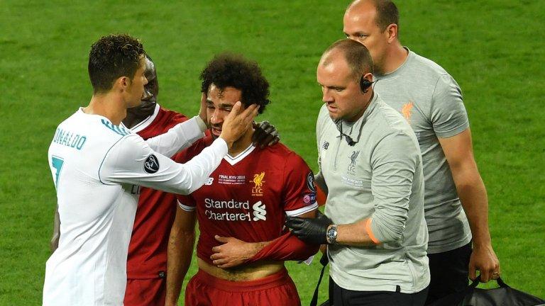 Ливърпул изигра два финала в Шампионската лига, един загубен и един спечелен