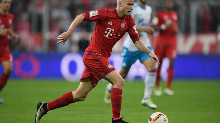 Себастиан Роде - 14 млн. евро от Байерн Мюнхен