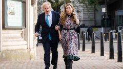 Това е третият брак на британския министър-председател