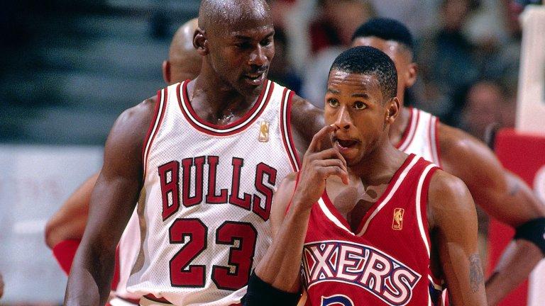 """""""В първия ми ден в НБА Джордан ме посрещна с: """"Какво става, малка кучко?"""""""