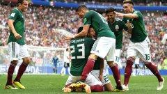 Геройски Мексико победи световния шампион Германия