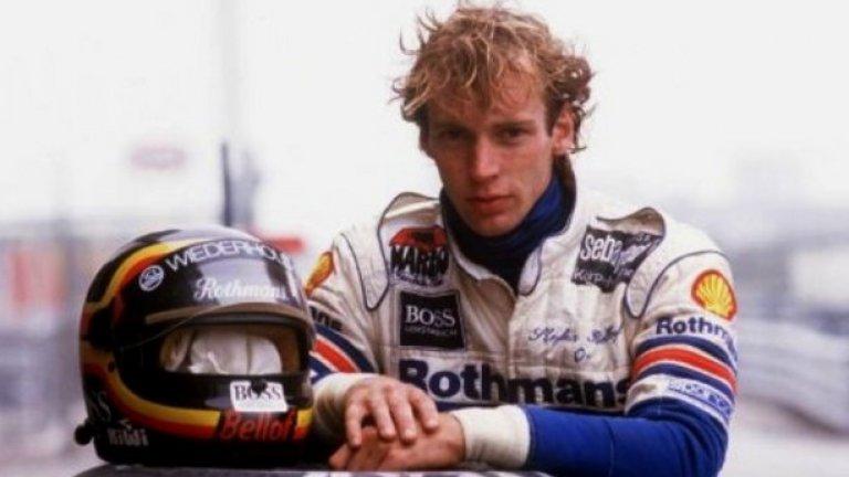 """Щефан Белоф остава най-бързият човек на """"Нордшлайфе"""" - от 1983 година насам..."""