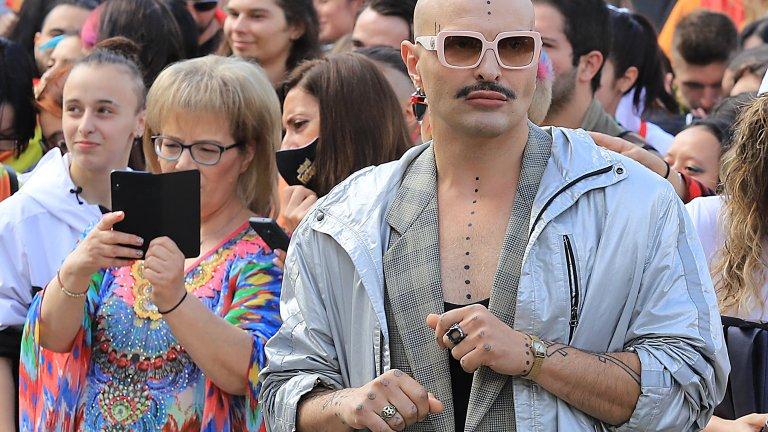 Иво Димчев също е сред изпълнителите на прайда