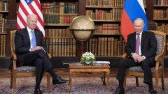 Засега не е ясно дали и какъв е бил подаръкът на Путин към американския президент