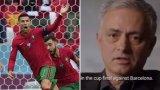 """""""Той вкара на Барселона и ние спечелихме купата"""": Моментът, в който Жозе Моуриньо направи Роналдо централен нападател"""