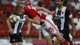 Фамозен гол спаси ЦСКА срещу 10 от Локо Пд