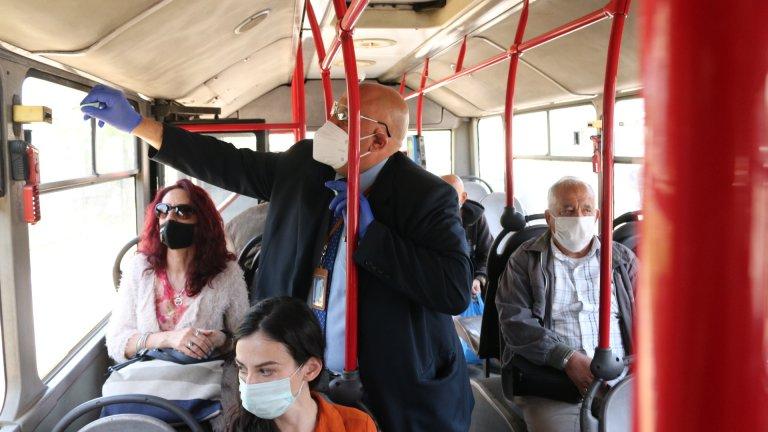 Глобите за нередовните пътници започват от 300 лв.