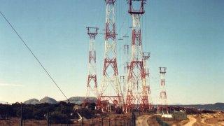 Една реликва от Студената война по бреговете на Испания