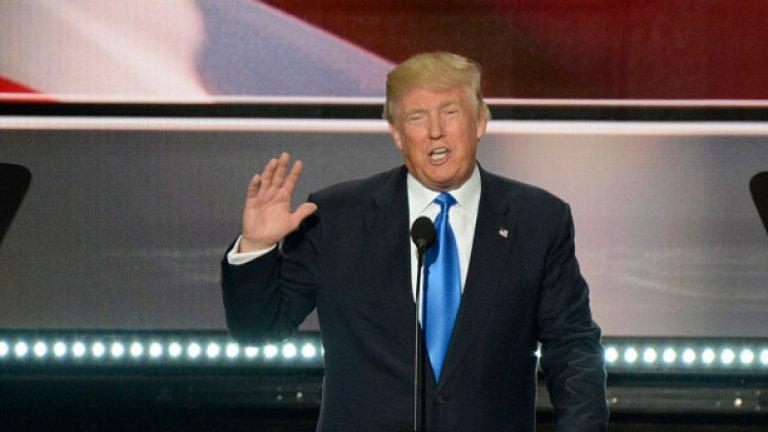 Републиканецът Доналд Тръмп получи гласовете на повече от половината членове на избирателната колегия в САЩ.