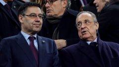 Дълговете на Барселона вече са над 1 милиард евро, а тези на Реал - малко под милиард. Затова Суперлигата, която за мнозина представлява жестоко убийство на футбола, за испанските грандове може да се окаже единствено спасение