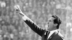 """""""Магьосникът"""" Хеленио Херера бе олицотворение на ефективността във футбола"""