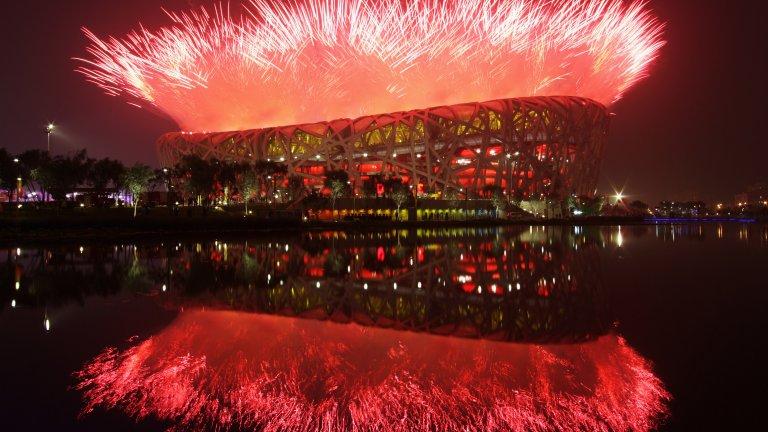Олимпиадата в Пекин през 2008 г. бе една от най-пищните