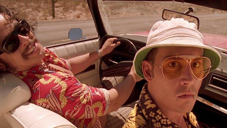 """""""Страх и омраза в Лас Вегас"""", както и повечето от следващите филми, става за предозиране"""