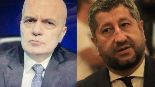 Слави Трифонов с остър коментар срещу Христо Иванов
