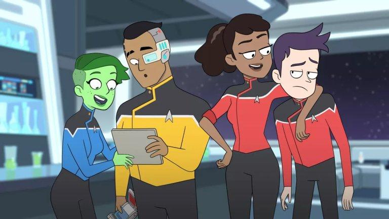 """Star Trek: Lower Decks (CBS) - 6 август Дойде и това време - феновете на Star Trek да се сблъскат със своята саркастична и леко идиотска анимация за възрастни. Докато филмите и сериалите във вселената до момента са се съсредоточавали върху хората в командния център на корабите и техните приключения, време е погледът да се обърне и към долните палуби - там, където се върши реалната тежка работа. Разбира се, могат да се очакват всякакви шарени герои, всеки със собствените си мечти и амбиции (или липсата на такива), както и множество откачени и нелепи приключения. Шоурънър тук е Алекс Курцман - човекът, отговорен за сценариите на """"Невероятния Спайдър-мен 2"""", """"Мумията"""" (онзи с Том Круз); """"Каубои и извънземни"""", но също така и за тези на """"Пазителите"""", """"Легендата за Зоро"""", """"Мисията невъзможна 3"""" и др. Така че шоуто може да е добро, но може и да е тотална греда."""