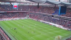 """Удоволствие е да гледаш футбол на монументалното съоръжение """"Амстердам Арена"""""""