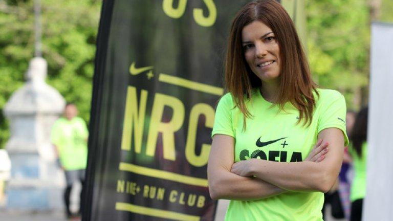 Веси е един от основателите на Nike+ Run Club - отворен клуб за бягане, към който може да се присъедини всеки ентусиаст, независимо от марката маратонки, с които е обут.
