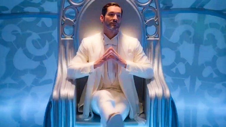 Lucifer, сезон 6, (Netflix) - 10 септември Време е за края на историята за падналия ангел, който стана крал на Ада, но му писна и излезе в перманентна ваканция в Лос Анджелис. Шестият сезон ще е последен за шоуто, което веднъж вече беше съживено от Netflix с помощта на феновете. Сега Луцифер е успял да се сдобри с баща си, да се пребори с лукавия си брат Майкъл и май даже му се полага трона на Бог. Но дали той ще го вземе, или пак ще се случи нещо неочаквано? Краят на сагата за Луцифер и любовта му към детектив Клоу Декър е на път да настъпи. Ние ще гледаме.