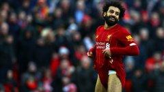 Салах и съотборниците му от Ливърпул се надяват, че шампионатът ще завърши нормално.