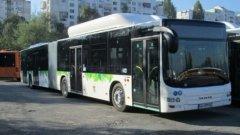 Автобуси по линия 166 ще се движи до 28 октомври