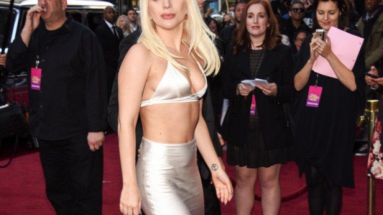 """Lady Gaga сама написа в социалните мрежи - """"Време е"""""""