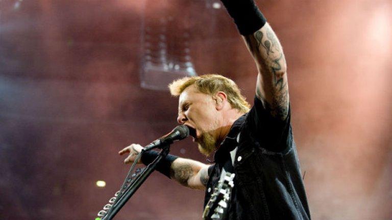 Концертът на Metallica през 2008 г. си остава сред най-емблематичните у нас
